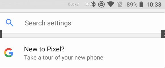 Android 8.1 Oreo'da Yeni Neler Var
