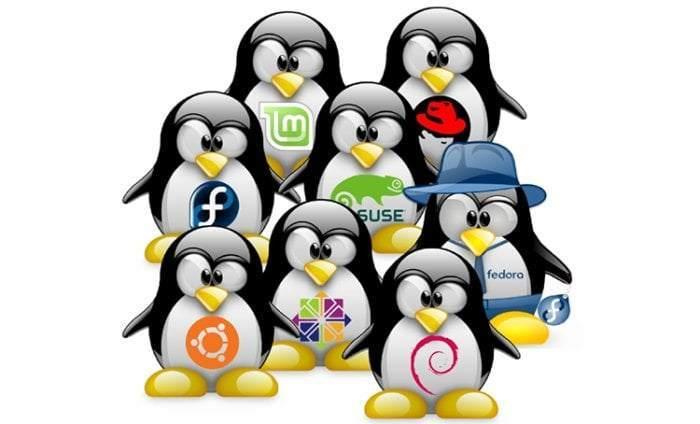 En çok kullanılan Linux Dağıtımları (2017)