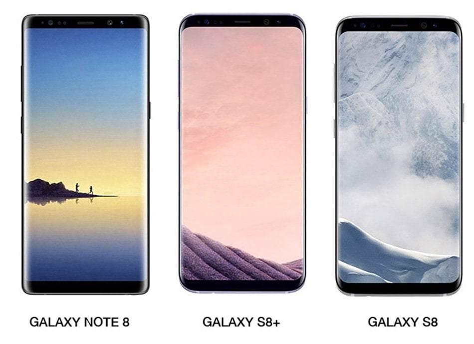 En iyi Çerçevesiz Telefonlar (2017