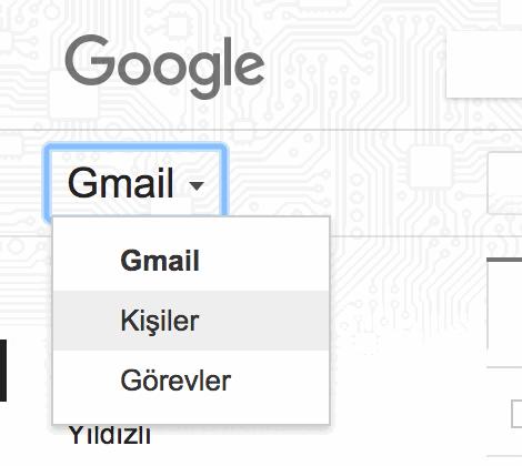 Gmail Telefon Rehberi Görme Nasıl Yapılır ?