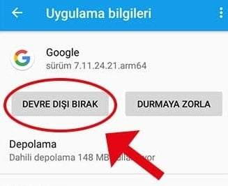 Google Assistan Nasıl Devre Dışı Bırakılır ?