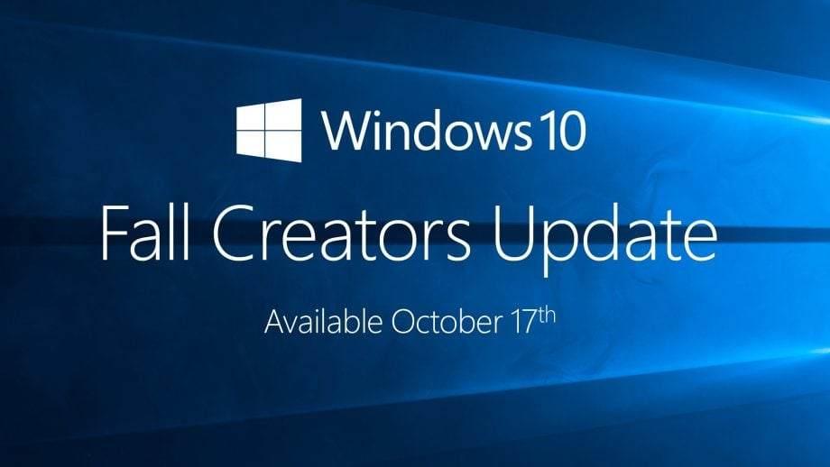 Windows 10 Fall Creators Update Nasıl Yüklenir ?