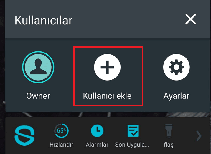 Android Misafir Modu Nasıl Kullanılır?