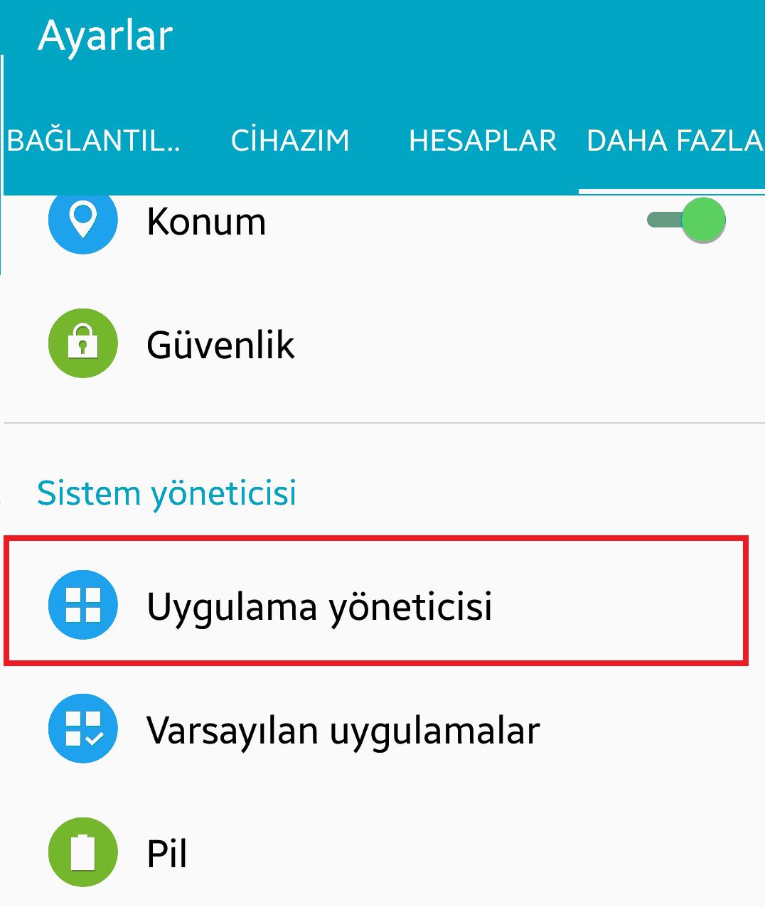 Android Telefonda Auto Backup Resimleri Silme Nasıl Yapılır?