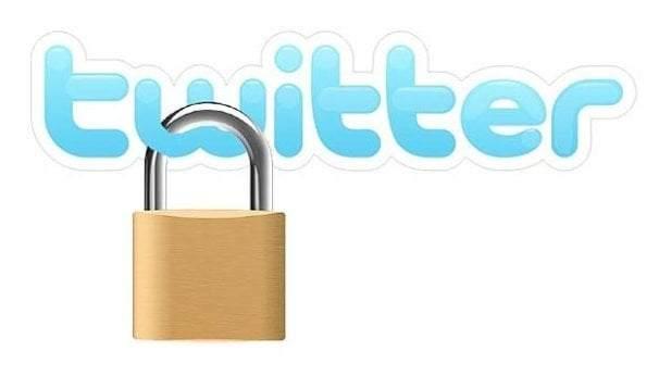 Dondurulmuş Twitter Hesabı Nasıl Açılır ?