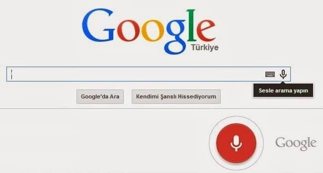 Google Sesli Arama Geçmişi Nasıl Silinir