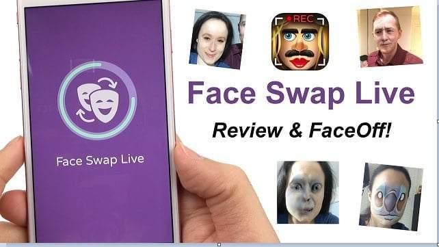 IOS ve Android için En iyi Yüz Değiştirme Uygulamaları