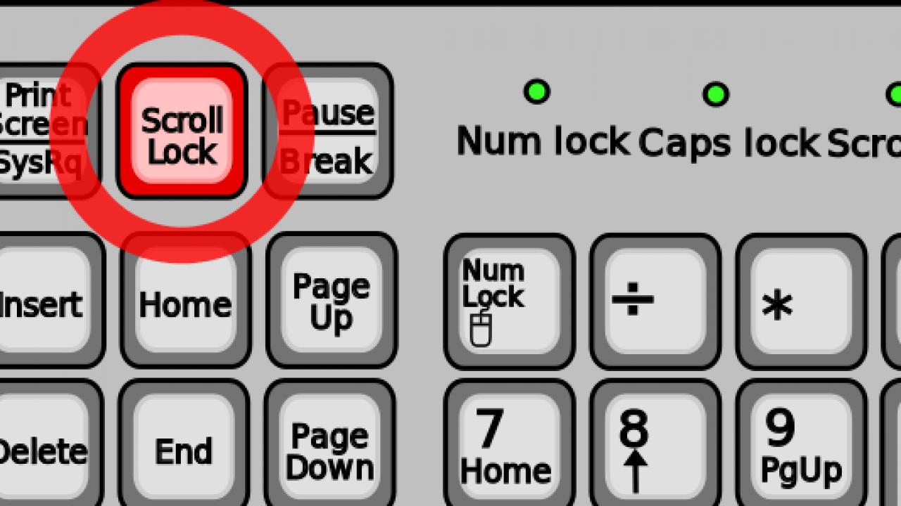 scroll-lock-tusu-nedir-ne-ise-yarar