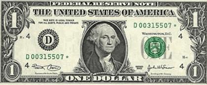 Amerikan Dolarının üzerindeki kişiler kimlerdir-1 DOLAR