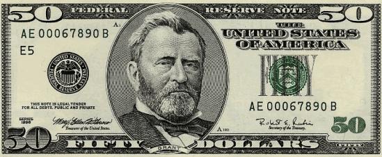 Amerikan Dolarının üzerindeki kişiler kimlerdir-50 DOLAR