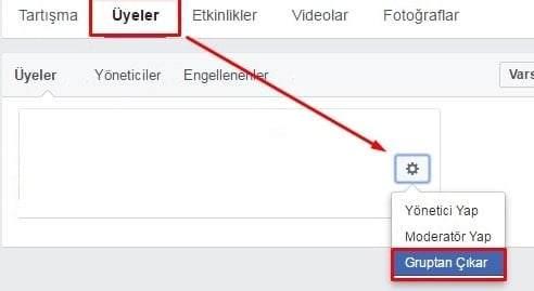 Facebook Grubu Nasıl Silinir