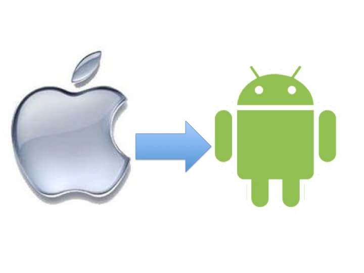 iPhone'dan Android'e geçiş nasıl yapılır?