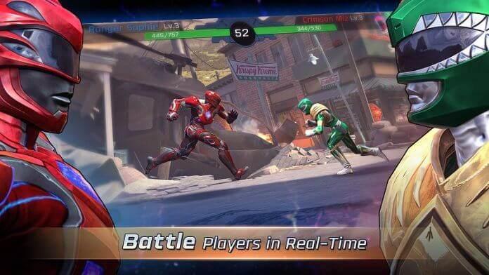 Android Süper Kahraman Oyunları