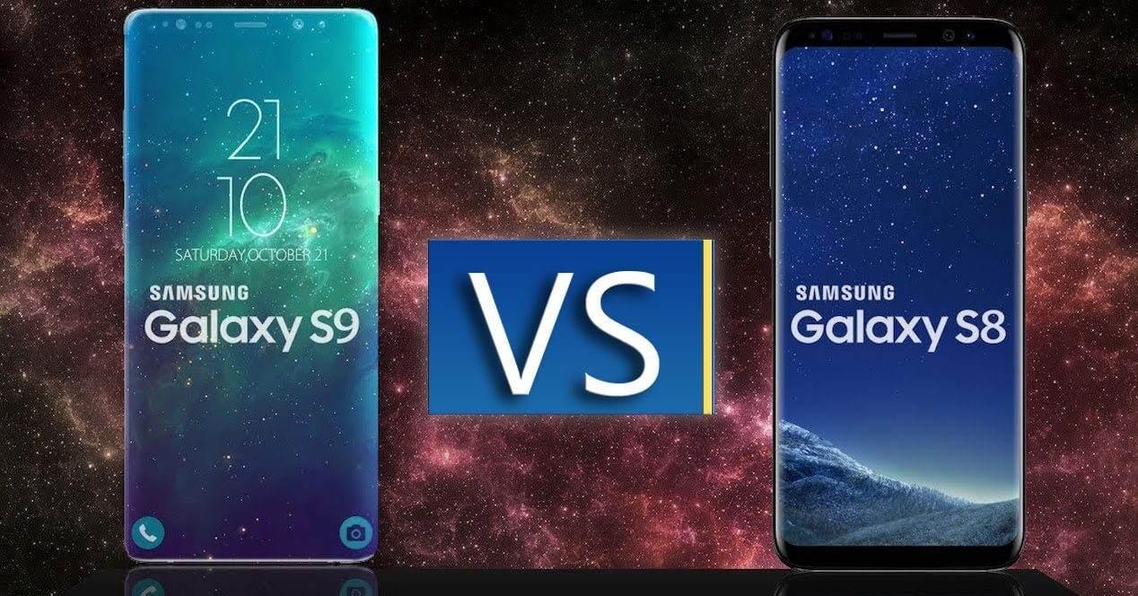 Galaxy S8 vs Galaxy S9 Karşılaştırması