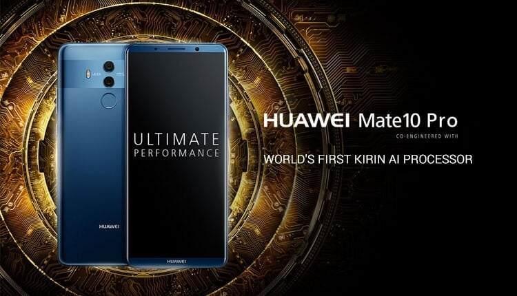 Huawei Mate 10 Pro Dayanıklılık Testi Videosu