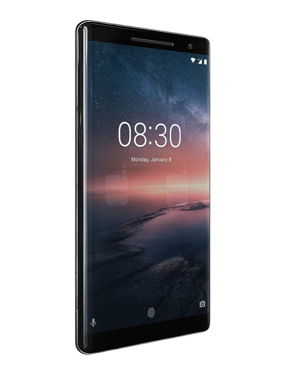 Nokia 8 Sirocco Özellikleri