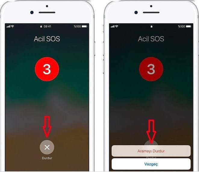 Apple SOS Nedir, Nasıl Kullanılır