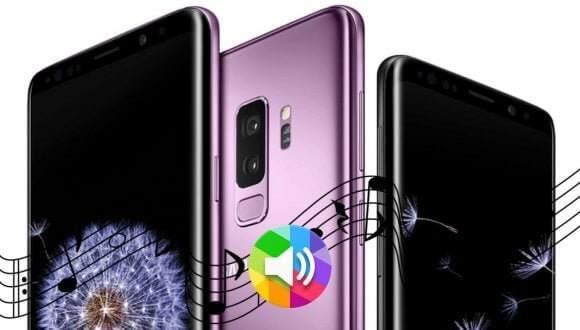 Galaxy S9 Zil Sesleri ve Bildirim Tonları