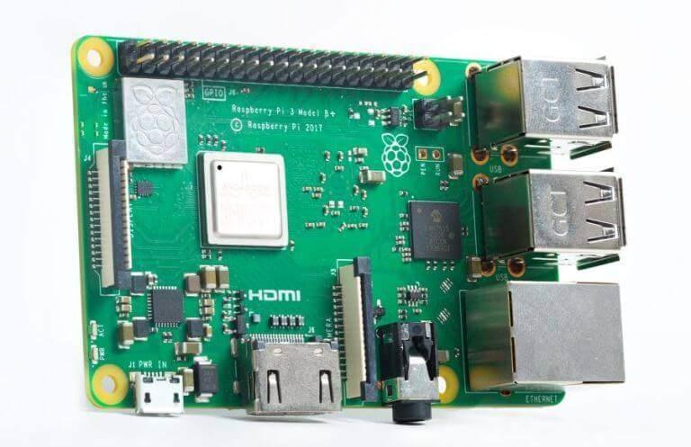 Raspberry Pi 3 Model B+ Özellikleri