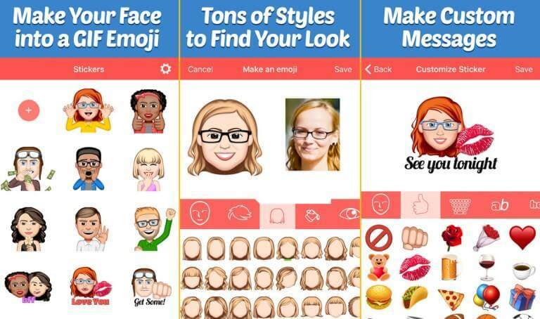 Telefonunuzda Animasyonlu Emoji Kullanın