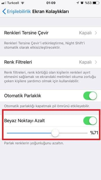iPhone Ekranında En İyi Görüntüyü Elde Edebilmek için Yapılacak 7 Ayar
