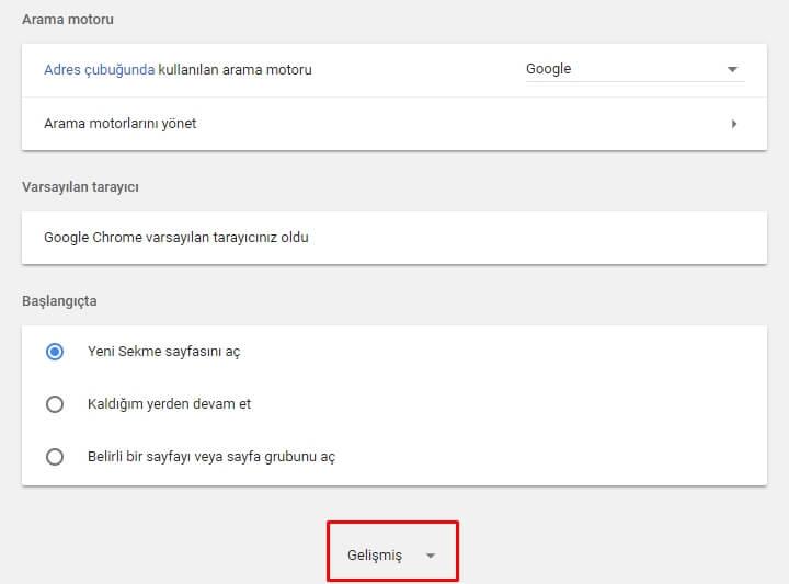 Google Chrome'da Çerezleri Etkinleştirme Nasıl Yapılır?