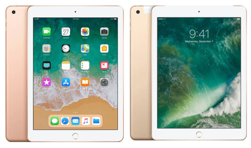 iPad (2018) vs iPad (2017) Karşılaştırması