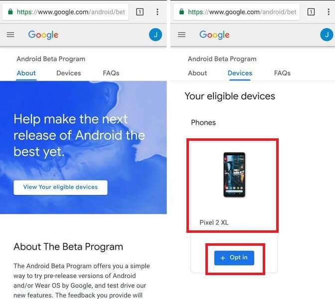 Android P Beta nasıl yüklenir, nasıl kullanılır ?