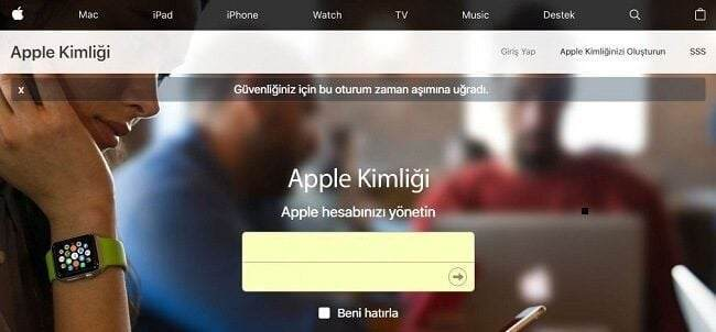 Apple Kimliği Silinir mi?