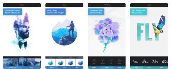 iPhone için en iyi 5 Fotoğraf Düzenleme Uygulaması