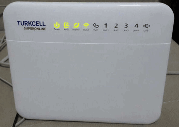Superonline Huawei Modem Şifre Değiştirme Nasıl Yapılır ?