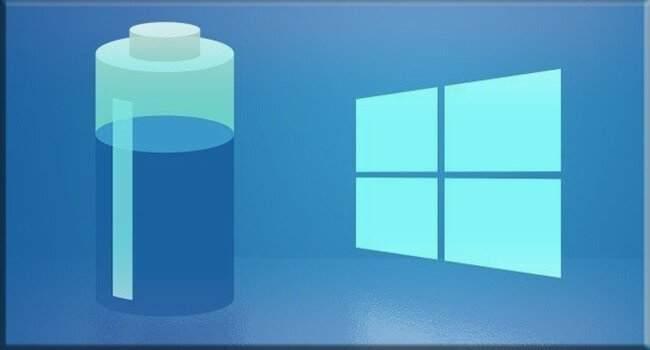 Windows 10'da Pil Yüzdesi Görünmüyor Sorunu Çözümü