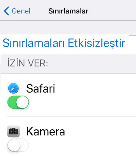 iPhone Kamera Sorunları ve Çözümleri
