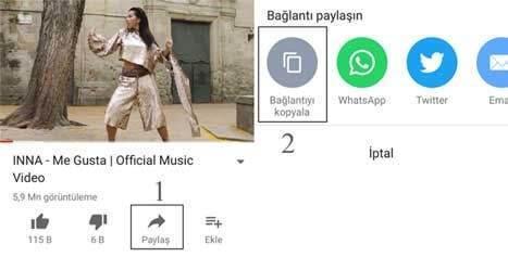 iPhone'a Youtube Videosu Nasıl İndirilir ?