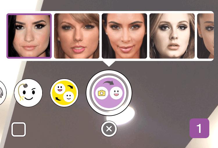 En iyi 5 Yüz Değiştirme Uygulaması