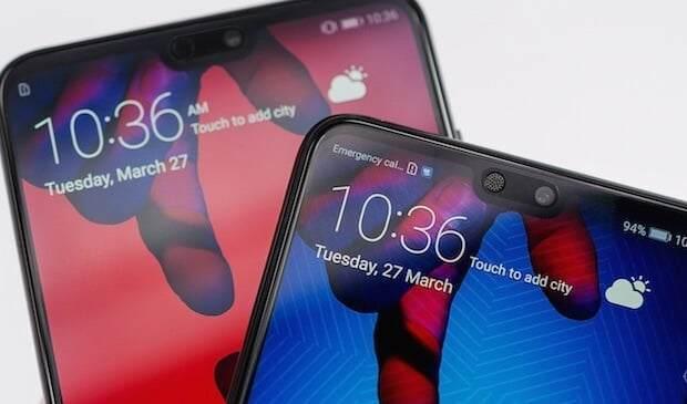 Huawei P20 Pro Çentik Kaldırma Nasıl Yapılır ?