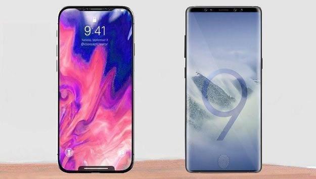 Note 9 vs iPhone X vs iPhone 8 Plus Karşılaştırması