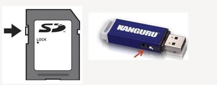 USB Disk ve SD Kart Yazma Koruması Nasıl Kaldırılır ?