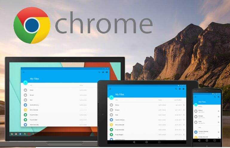 Chrome'da Materyal Tasarım Aktifleştirme Nasıl Yapılır ?