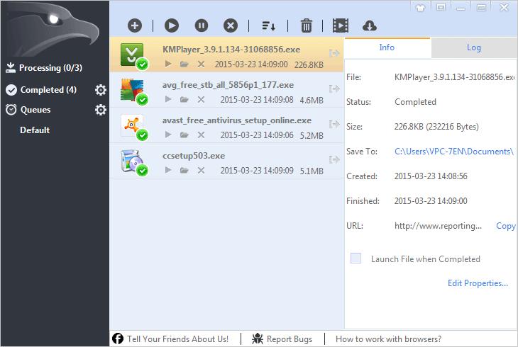 ücretsiz dosya indirme programı