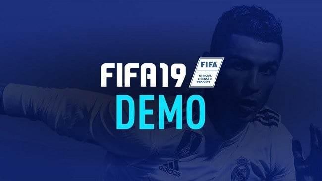 FIFA 19 Demo'yu İndirin!!!