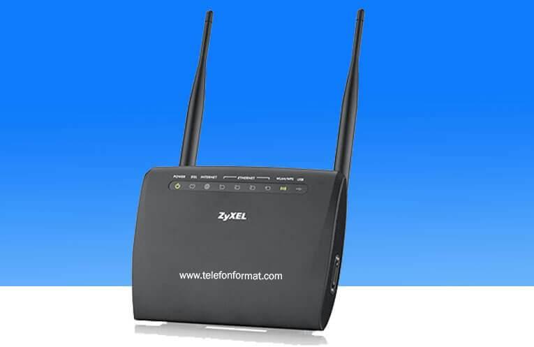 ZyXEL Kablosuz Modem Kurulumu Nasıl Yapılır