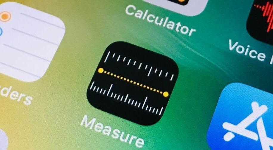 iPhone'u Metre Olarak Kulanma