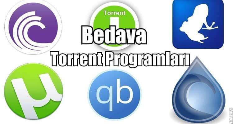 En İyi 10 Ücretsiz Torrent Programı