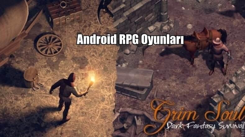Android RPG Oyunları