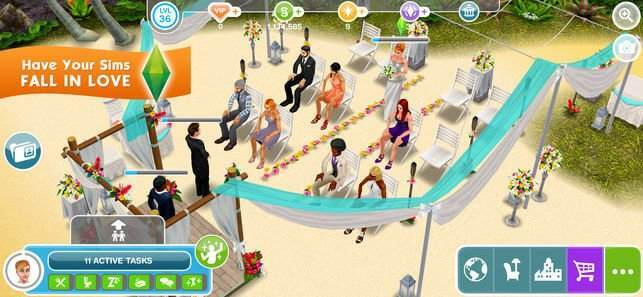 Sims Benzeri Android ve iPhone Oyunlar