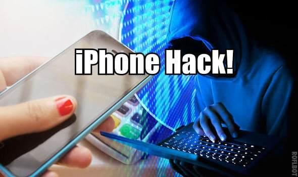 iPhone Hacklendiğini Nasıl Anlarım ?