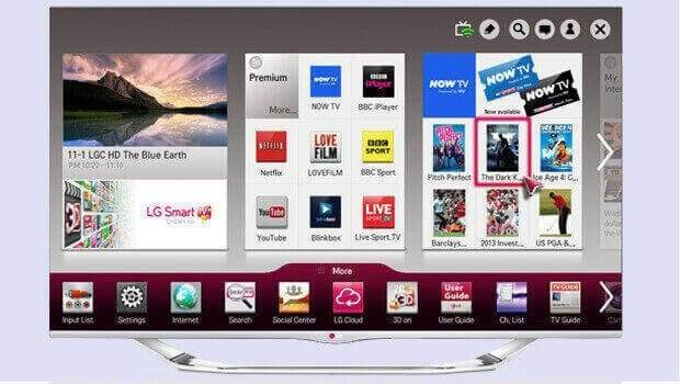 LG TV Uydu Kurulumu