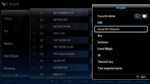 Samsung-TV-Kanal-Taşıma-Sıralama