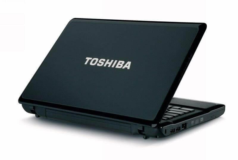 Toshiba Laptop Batarya Çıkartma